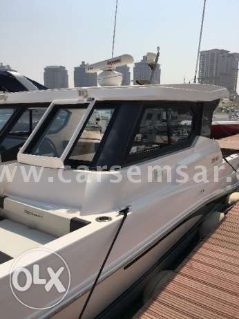 Cruiser in very excellent condition Golf Silver Craft 36 feet
