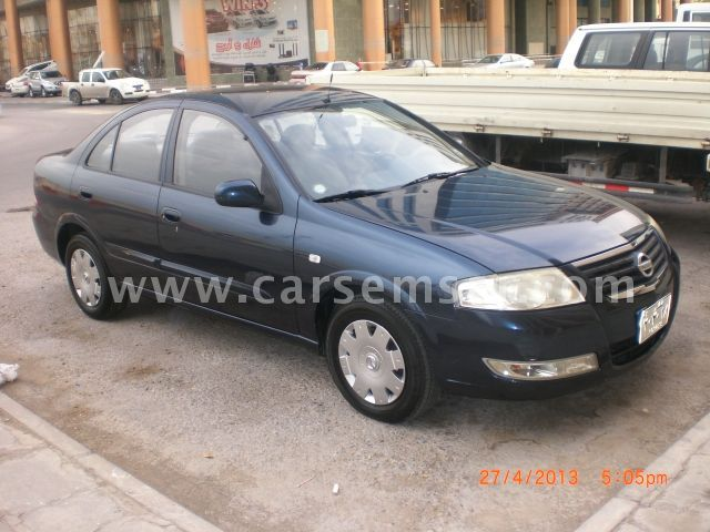 2008 Nissan Sunny 1.6