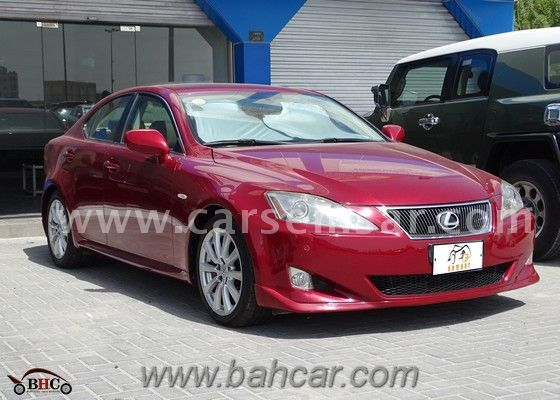 2008 Lexus IS 300