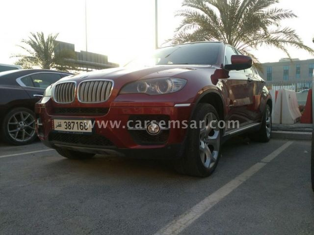 2008 bmw x6 xdrive 35i for sale in qatar new and used. Black Bedroom Furniture Sets. Home Design Ideas