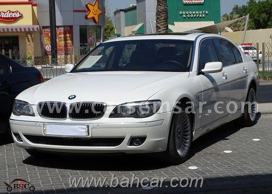 2008 BMW 7 Series 740Li