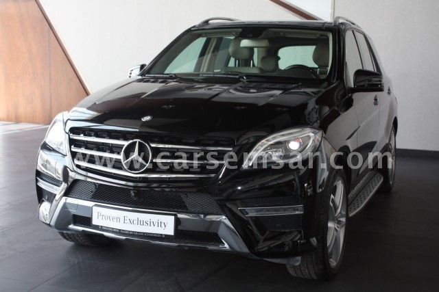 2015 Mercedes-Benz ML-Class ML 400