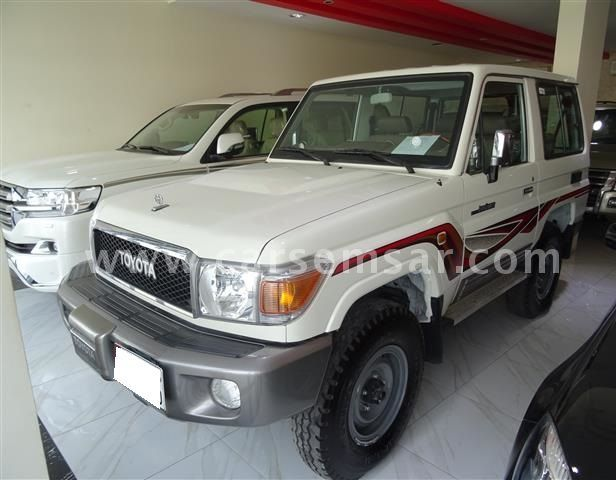 2016 Toyota Land Cruiser 4x4