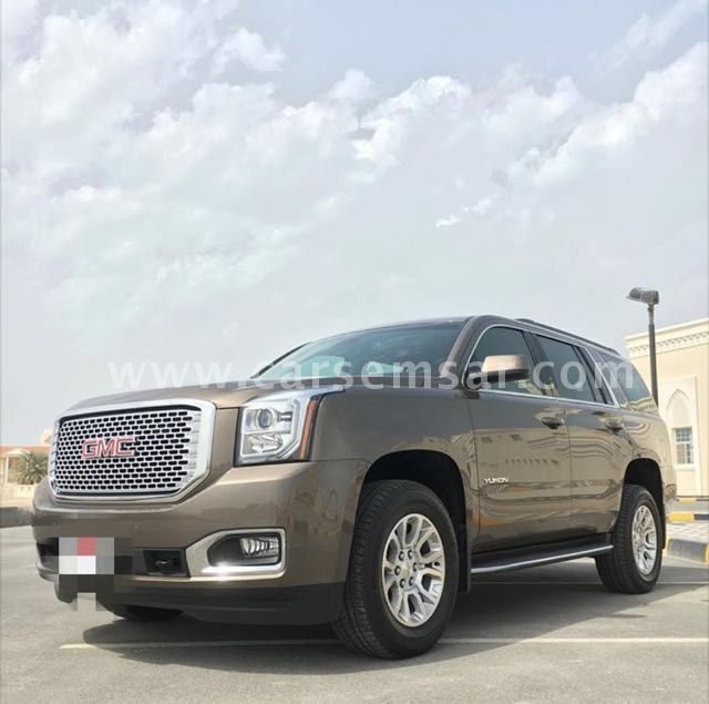 2016 GMC Yukon For Sale In Bahrain