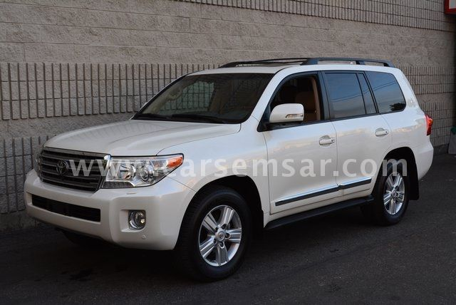 2014 Toyota Land Cruiser 4x4