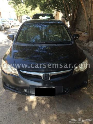 2007 Honda Civic 1.8