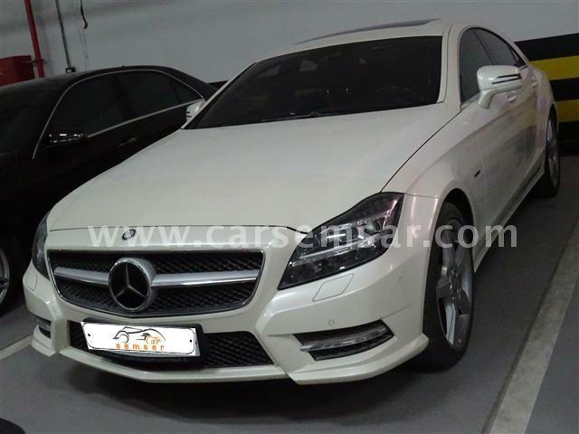 2012 Mercedes-Benz CLS-Class CLS 500