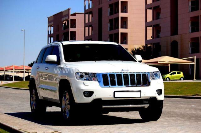2012 Jeep Grand Cherokee 3.6 Limited 4x4
