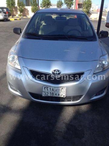 2013 Toyota Yaris 1.3 VVT-i