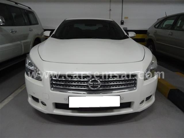 2011 Nissan Maxima 3.5