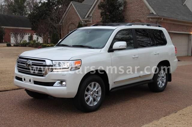 2016 Toyota Land Cruiser VX.E