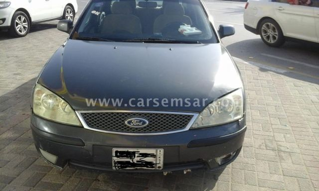 2004 Ford Mondeo 1.6