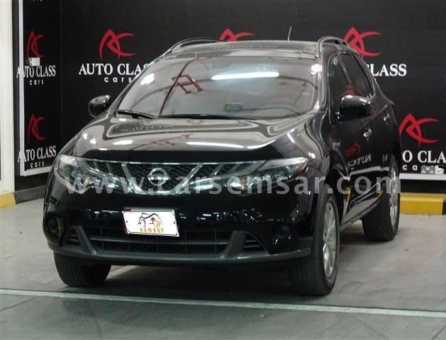 2012 Nissan Murano LE 4WD