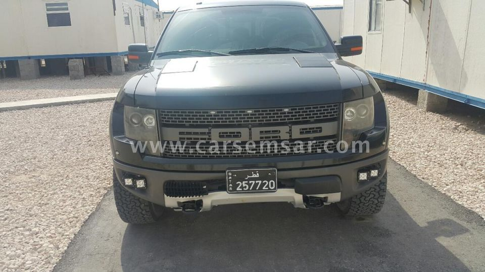 2012 ford f 150 f 150 raptor for sale in qatar new and used cars for sale in qatar. Black Bedroom Furniture Sets. Home Design Ideas