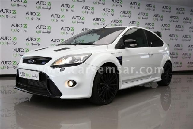 2010 Ford Focus RS