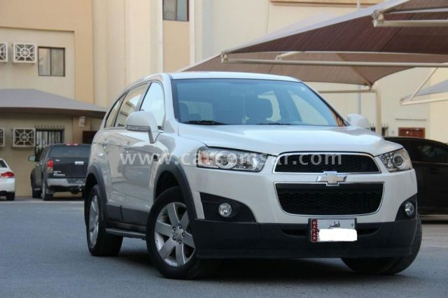 2012 chevrolet captiva 2 4 lt for sale in qatar new and. Black Bedroom Furniture Sets. Home Design Ideas
