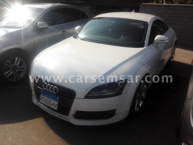 Audi TT T FSi For Sale In Egypt New And Used Cars For - Audi car egypt