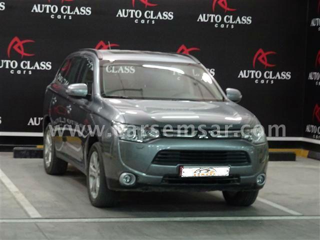 2014 Mitsubishi Outlander GLX