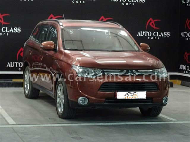 2014 Mitsubishi Outlander 3.0