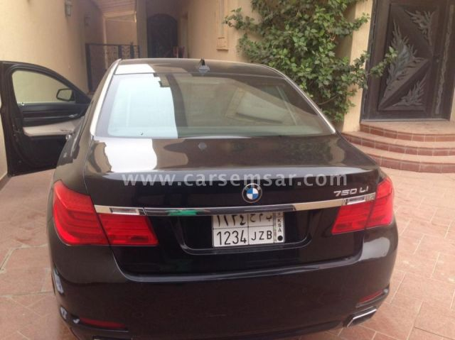 2011 BMW 7-series 740Li