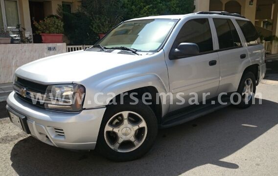 2009 Chevrolet Trailblazer TrailBlazer LS