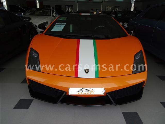 2010 لامبورغيني LP 550-2