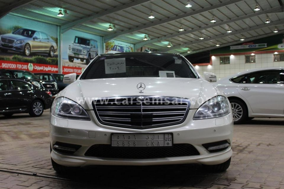 2009 mercedes benz s class s 350 for sale in saudi arabia for Mercedes benz saudi arabia