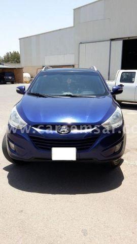 2011 Hyundai Tucson 2.0 GLS