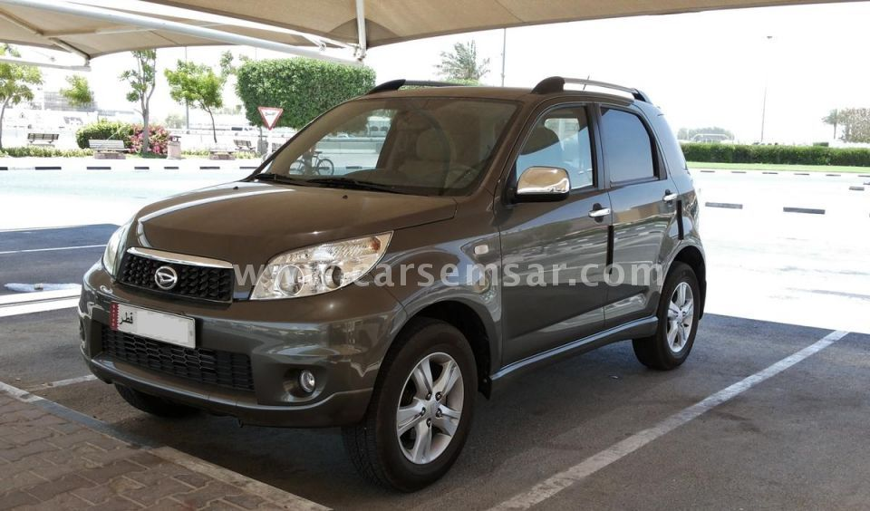 2014 daihatsu terios 15 for sale in qatar new and used cars for 2014 july daihatsu terios 15l for sale like new accident free and in mint conditions driven just 13500 km only manufacturer warranty for 60000 kmor 2 sciox Choice Image