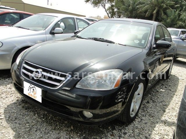 2006 Nissan Altima 3.5 SE For Sale In Bahrain   New And Used Cars For Sale  In Bahrain