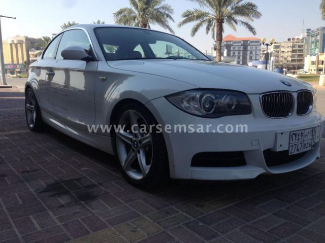 2009 BMW 1-series 135i Coupe Steptronic