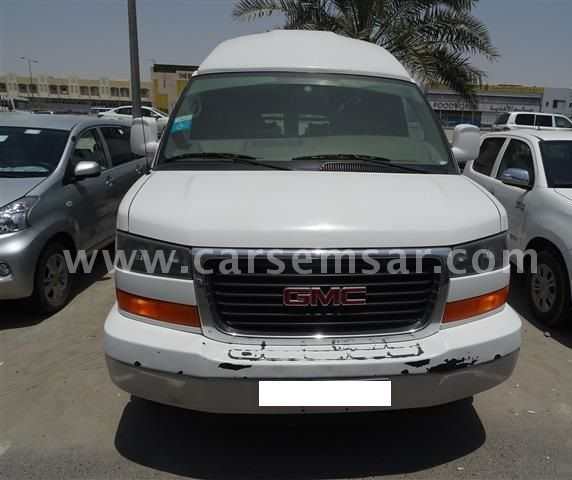 1995 Gmc Vandura G1500 Interior: 2008 GMC Savana Passenger Van LS G1500 For Sale In Qatar