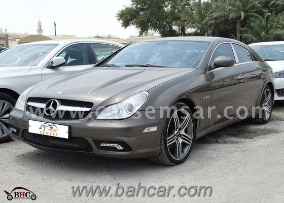 2008 mercedes benz cls class cls 63 amg for sale in for Mercedes benz bahrain