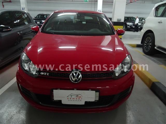 2012 Volkswagen Golf 2.0 GTI