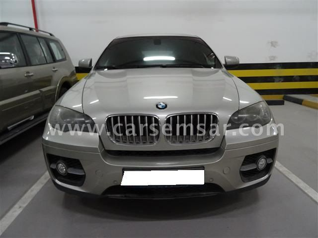 2008 BMW X6 xDrive 50i