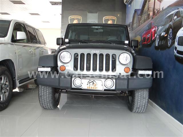 2010 jeep wrangler 3 8 sahara for sale in qatar new and used cars for sale in qatar. Black Bedroom Furniture Sets. Home Design Ideas