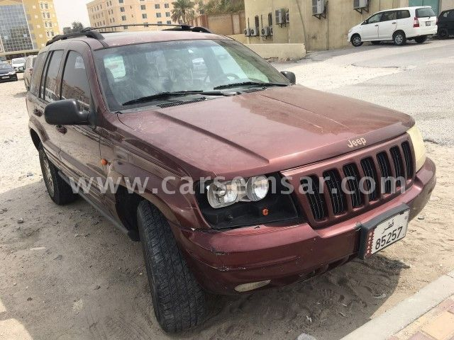 1999 Jeep Grand Cherokee 4.7 Limited 4x4