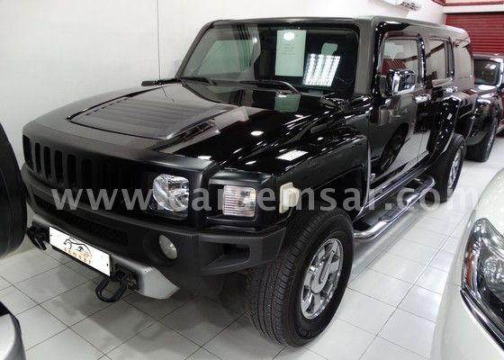 2009 hummer h3 for sale in bahrain new and used cars for. Black Bedroom Furniture Sets. Home Design Ideas