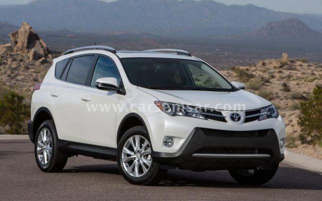 2013 Toyota RAV4 2.4