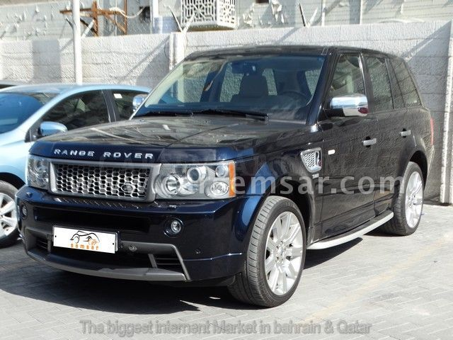 2009 land rover range rover hst sport supercharged for. Black Bedroom Furniture Sets. Home Design Ideas