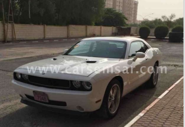 2010 Dodge Challenger RT 5.7