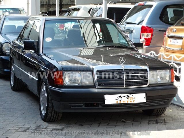 1990 Mercedes Benz 190 For Sale In Bahrain