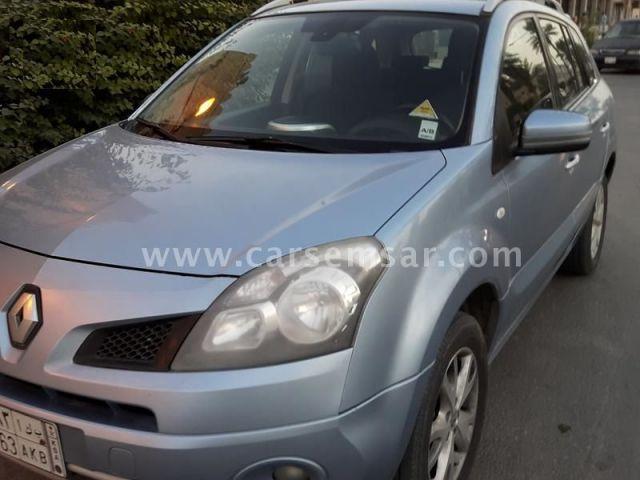 2012 Renault Koleos 2.5