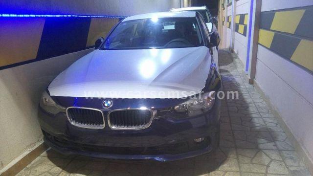 2017 BMW 3-series 318i