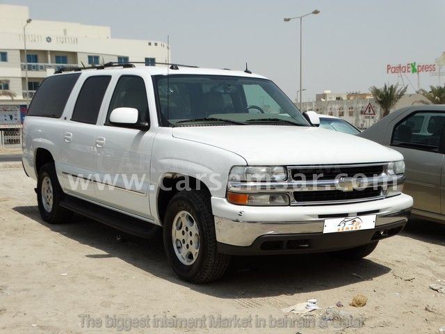 2004 chevrolet suburban lt 1500 for sale in bahrain new. Black Bedroom Furniture Sets. Home Design Ideas