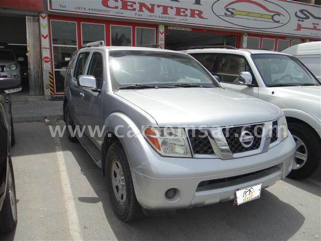 2007 Nissan Pathfinder 4.0