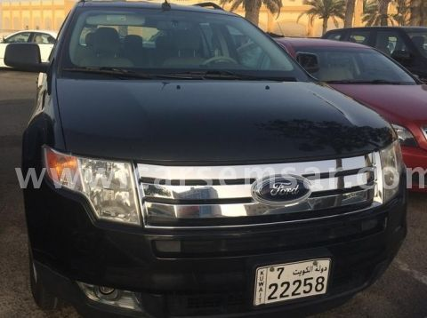 Ford Edge Limited For Sale In Kuwait New And Used Cars For Sale In Kuwait