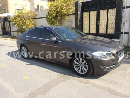 BMW Series I For Sale In Qatar New And Used Cars For - 2012 bmw 530i