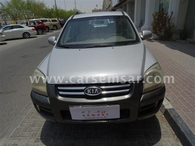 2007 kia sportage 2 7 v6 for sale in qatar new and used. Black Bedroom Furniture Sets. Home Design Ideas