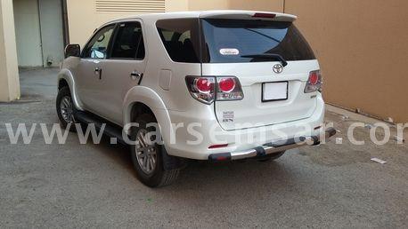 2013 Toyota Fortuner SR5